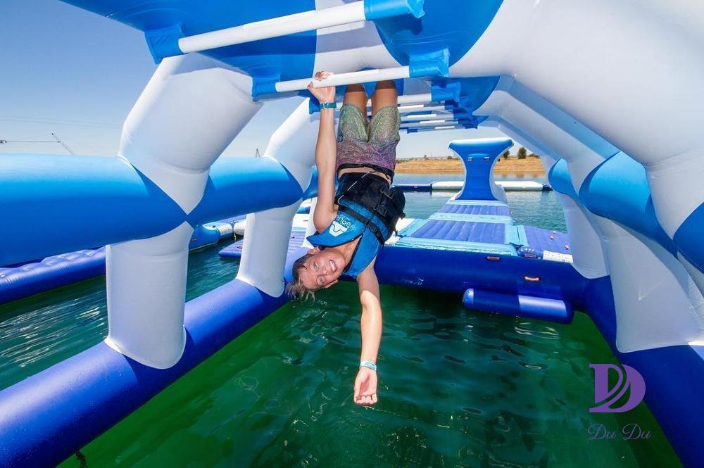 Airtight Inflatable water Park For Sale