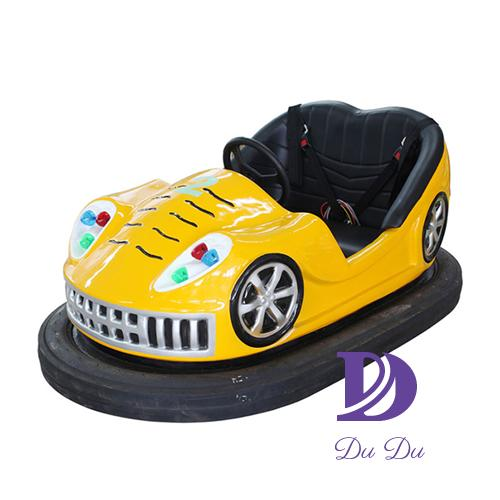 FRP Material bumper cars on ice for sale