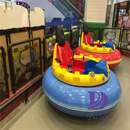 Battery power inflatable bumper cars for sale