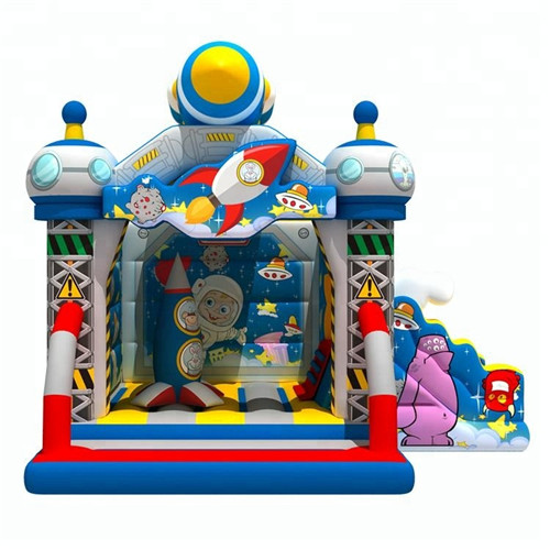 Fast supplier durable PVC material childrens bouncy castle for sale