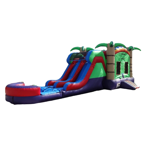 Coconut tree water slides for sale