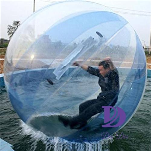 Germany TI-zipper TPU inflatable water ball for sale