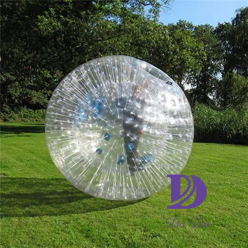 Manufacture new design human hamster ball for sale