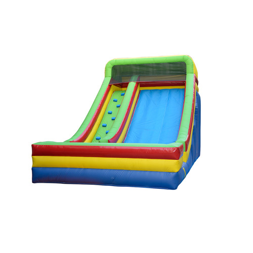 Cheap type design durable PVC material blow up slide with EN14960 for sale