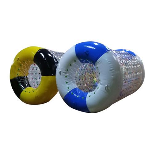 New design opaque inflatable roller for sale