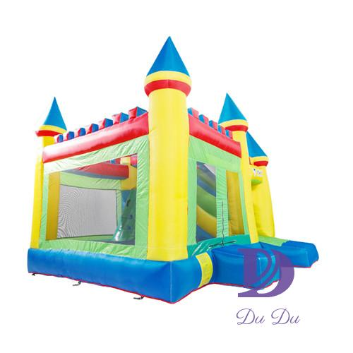 Combo design commercial bounce house for sale