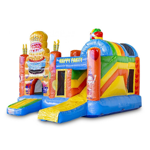 Birthday party theme commercial bounce house for sale