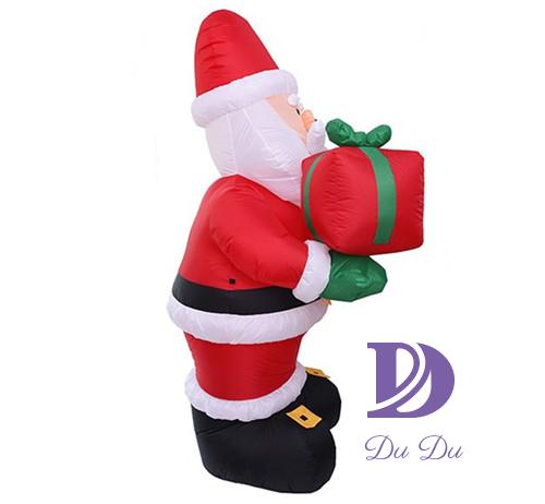 New design Inflatable Santa for sale