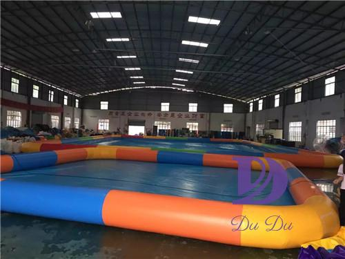 Customized pools swimming outdoor inflatable for sale