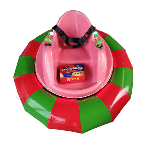 Mini design inflatable type kids bumper cars for sale