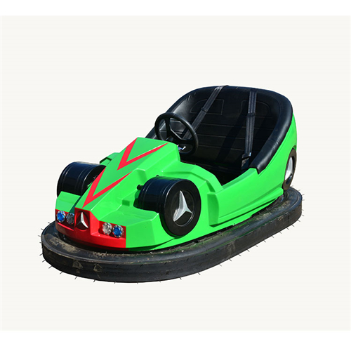 FRP material amusement park bumper cars for sale