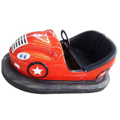 New FRP material customized bumper cars for sale