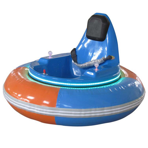 UFO  inflatable type battery operated bumper cars