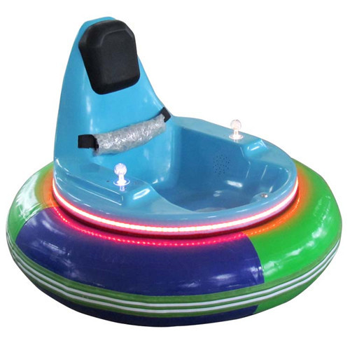 Inflatable type battery kiddie bumper cars for sale