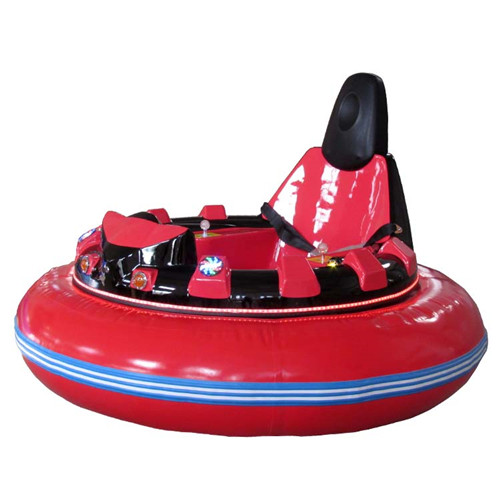 Color customized battery amusement bumper cars for sale